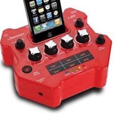 Jammin Pro - GX i-GX - Guitar Effects Processor w/ iPod Player/Recorder