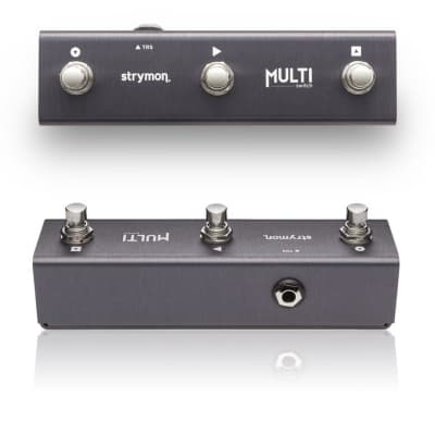 Strymon MultiSwitch Extended Control for Timeline, BigSky and Mobius