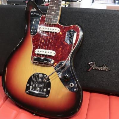 Fender 1966 Jaguar Sunburst 04/22