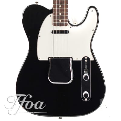 Fender 1963 Telecaster Black NOS 2012 for sale