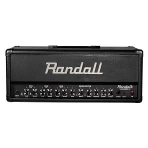 Randall RG1503H 3-Channel 150-Watt Solid State Guitar Amp Head