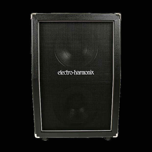 Electro Harmonix 2x12 Quot Angled Speaker Cabinet Reverb