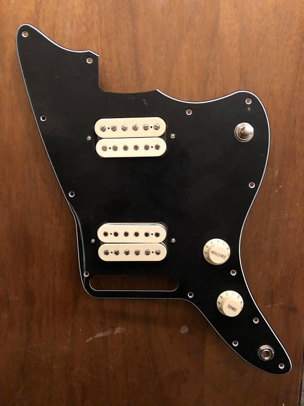 Fender Player Series Jazzmaster Loaded Pickguard