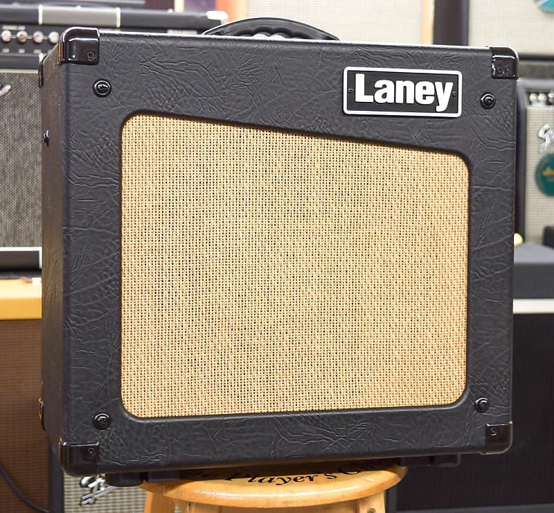 laney cub 12r 15w 1x12 tube guitar combo amp black reverb. Black Bedroom Furniture Sets. Home Design Ideas