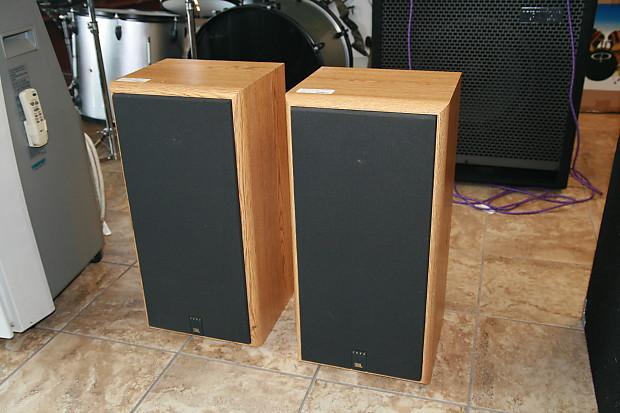 Jbl 2800 Stereo Speakers Vintage Reverb