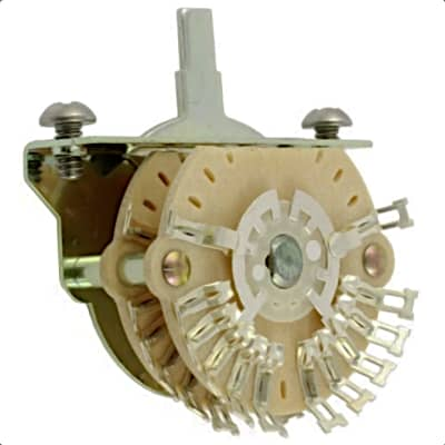Allparts 4-Pole 5-Way Selector Switch
