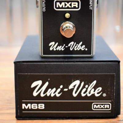 Dunlop MXR M68 Uni-vibe Chorus Vibrato Univibe Guitar Effect Pedal