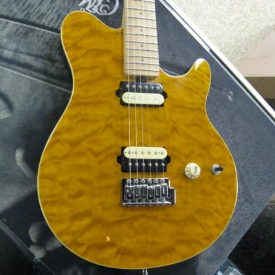 OLP MM1 2006 Quilted Maple Music Man Licensed Product for sale