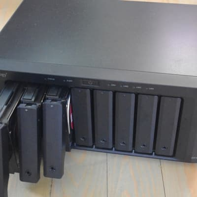 Synology DS1815+ black