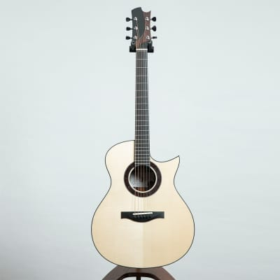 Kostal OM Cutaway Acoustic Guitar, Walnut & German Spruce for sale