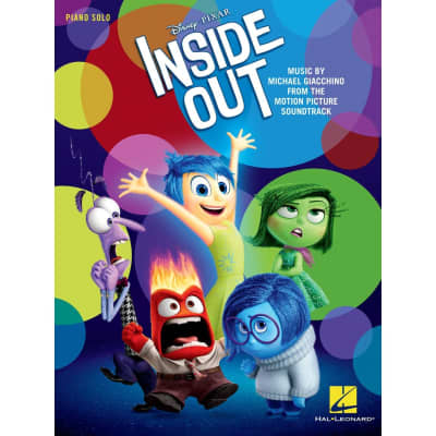 Inside Out: Music from the Disney Pixar Motion Picture Soundtrack (Piano Solo)
