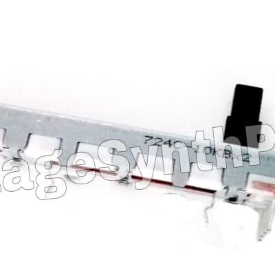 Korg M1 M1R M3r  Volume Slide Potentiometer Slider Pot Vintage Synthesizer Parts