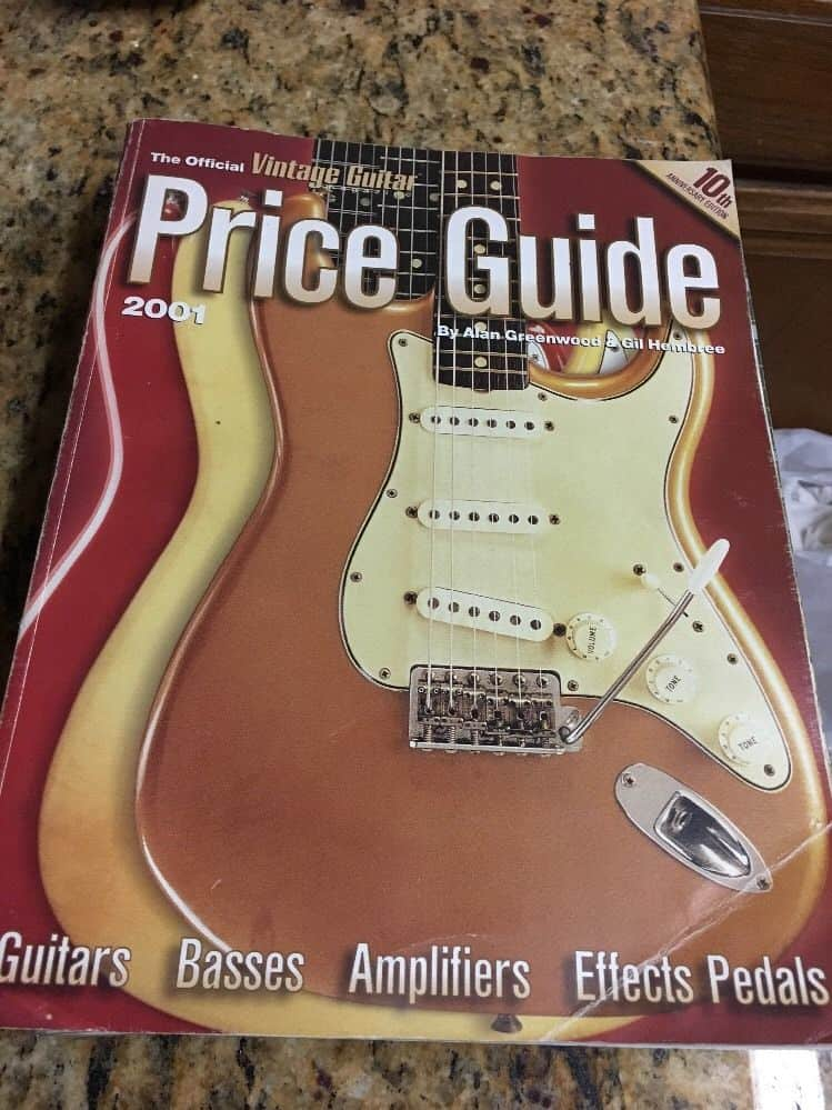 vintage guitar price guide torrent