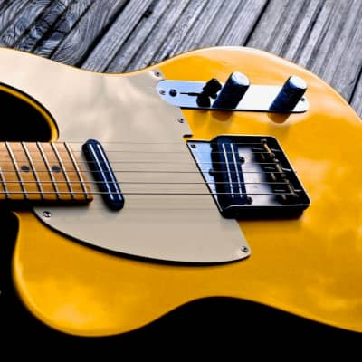 Fender EARLY danny gatton telecaster S/N 159 for sale