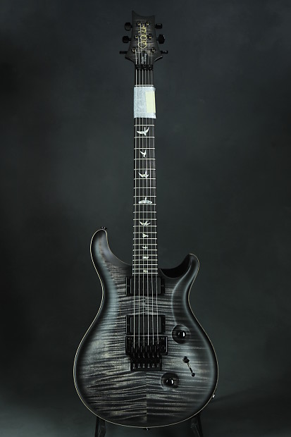 Paul Reed Smith Dustie Waring Signature Limited Edition - Charcoal Burst