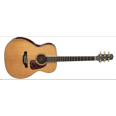 Takamine CP7MO-TT OM Orchestra Model Electro Acoustic, Thermal Top for sale
