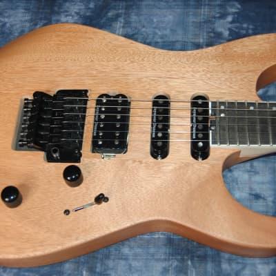 Jackson Pro Series Dinky DK3 6-String Electric Guitar Guitar Natural Okoume  Authorized Dealer SAVE