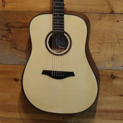 Jay Turser Acoustic Guitar 6 String JTA54B 2021 Beveled Edge Open Pore NEW for sale