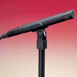 Audio-Technica AT4041 Small Diaphragm Cardioid Condenser Microphone