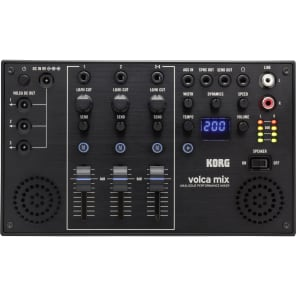 Korg Volca Mix 4-Channel Performance Mixer