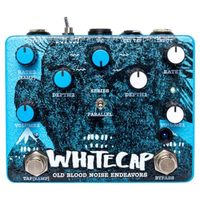 Old Blood Noise Endeavors Whitecap Asynchronous Dual Tremolo