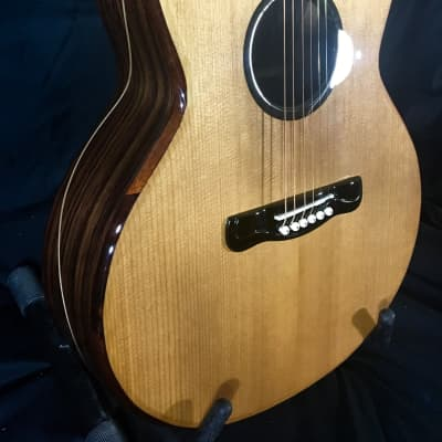 Merida Extrema MIRW All Solid Rosewood Body Contour Acoustic Guitar for sale