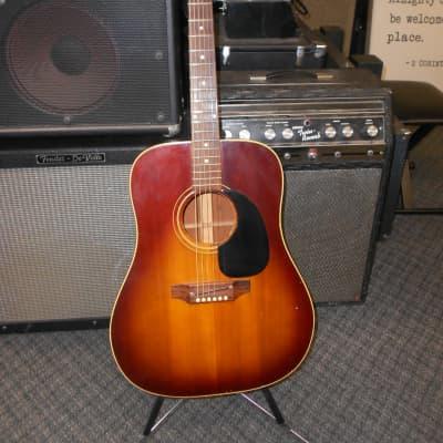 Gibson J-45 Deluxe 1969 2 - color sunburst