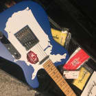 Fender USA Telecaster ACA American Country Music Awards Limited Edition 2013 Blue image