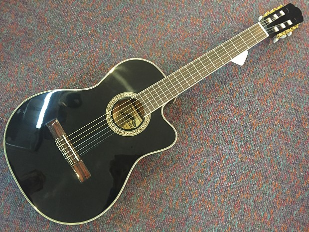 stadium classical electric nylon string guitar new model reverb. Black Bedroom Furniture Sets. Home Design Ideas