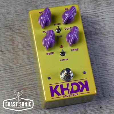 KHDK electronics Scuzz Box Fuzz