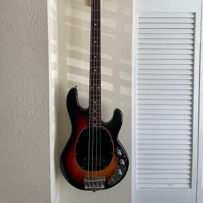 Musicman Bass  StingRay Bass 2 band EQ 2001 Sunburst for sale