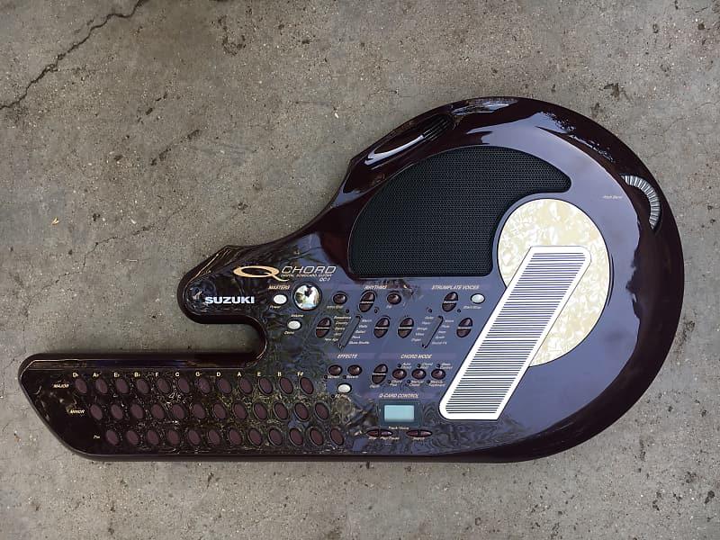 Suzuki Qc 1 Q Chord Digital Song Chord Guitar4 Song Reverb
