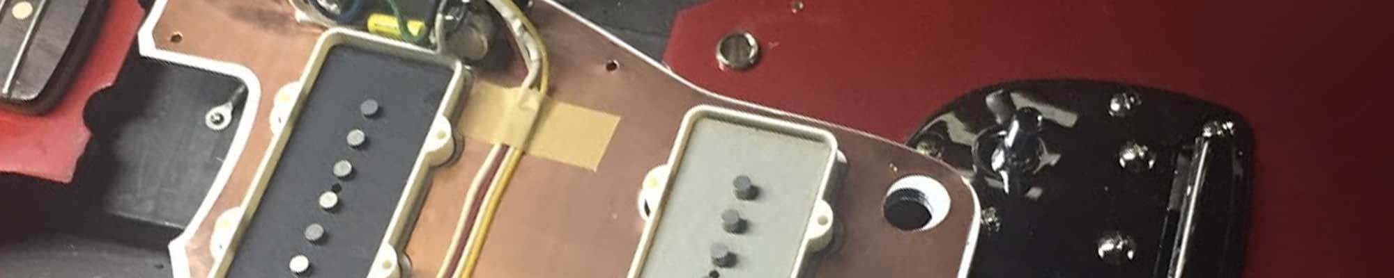 Upgrading Jazzmaster Electronics Unleash The Potential Reverb News Fender Mexican Stratocaster Wiring Diagram