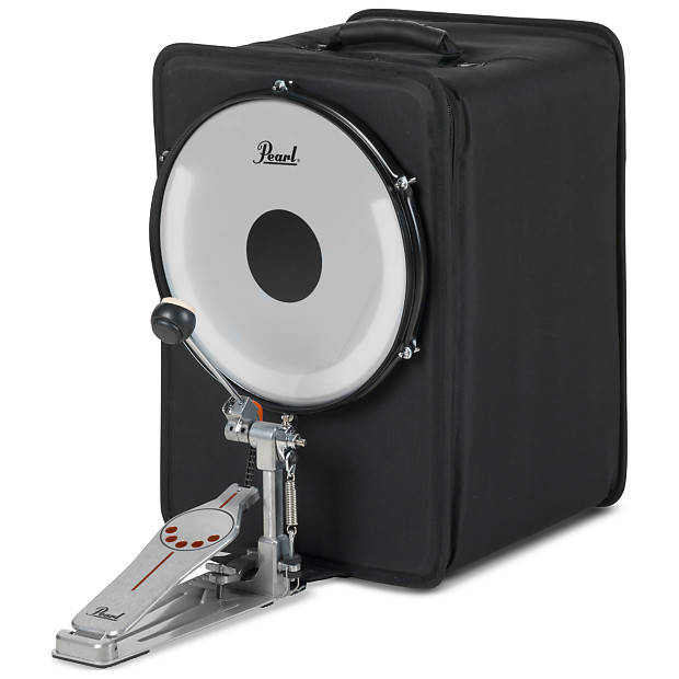 pearl pscbc1213 cajon basscase with 13 mounted drum reverb. Black Bedroom Furniture Sets. Home Design Ideas