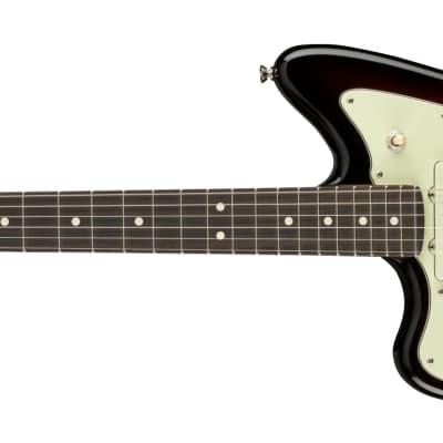 Fender American Pro Lefty Jazzmaster Electric Guitar, 3 Color Sunburst - DEMO