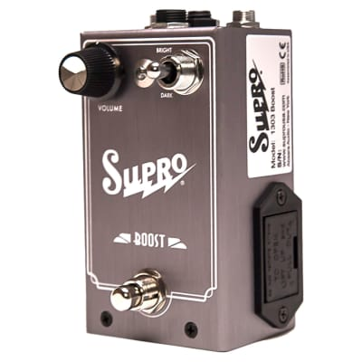 Supro 1303 Boost Guitar Effects Pedal for sale