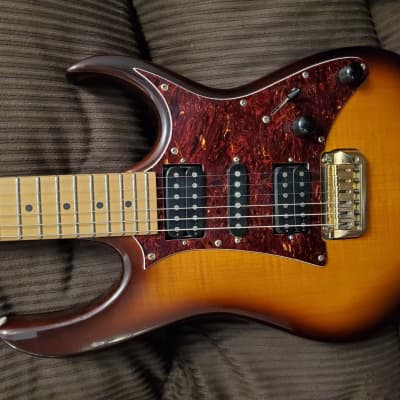 Ibanez Ex 1500  Orange for sale