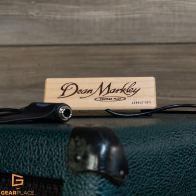 Dean Markley DM3010 Pro Mag Plus Single Coil Acoustic Guitar Pickup for sale
