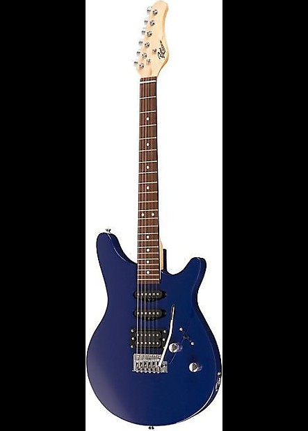 Rogue Rr100 Rocketeer Electric Guitar Blue Reverb