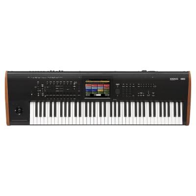 Korg KRONOS 2 73-Key Weighted Workstation Keyboard