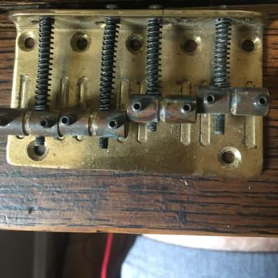 Vintage Bridge Brass 4 String Fender Replacement