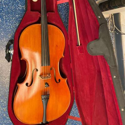 Rudoulf Doetsch Cello, 4/4 V701 2008 Natural varnish