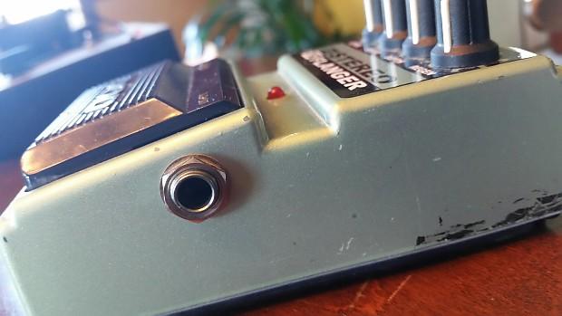 dod fx75c stereo flanger vintage classic guitar effects reverb. Black Bedroom Furniture Sets. Home Design Ideas