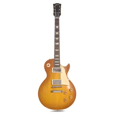 Gibson Custom Shop Murphy Lab '58 Les Paul Standard Reissue Light Aged
