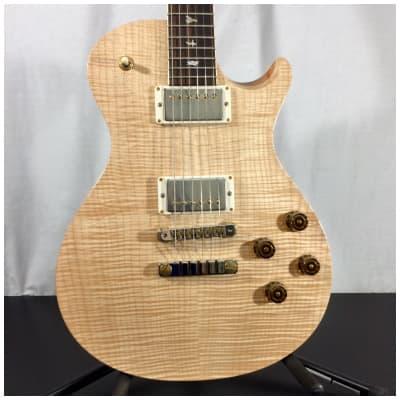 PRS McCarty Singlecut 594 10-TOP Electric Guitar Bundle, Natural for sale