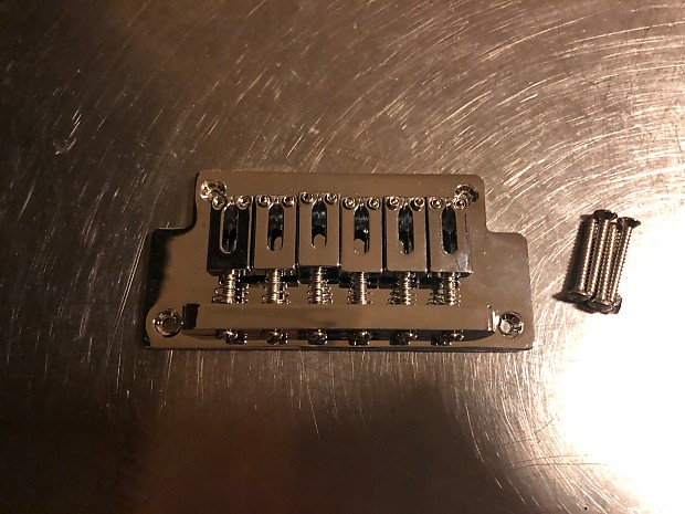 Custom Parts Convertible Chrome Hardtail Conversion bridge