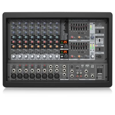 Behringer EUROPOWER PMP1680S Stereo Powered Mixer