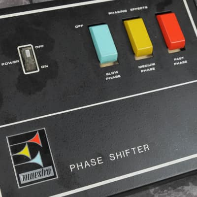Maestro PS-1A Phase Shifter for sale