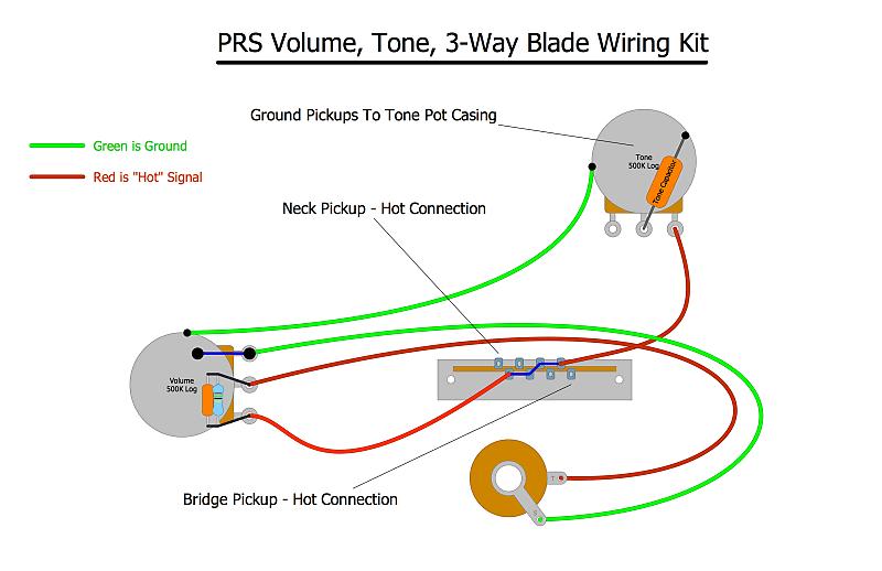 3 way guitar switch wiring diagram blade paul reed smith prs wiring kit crl 3 way blade  bourns 500 reverb  paul reed smith prs wiring kit crl 3