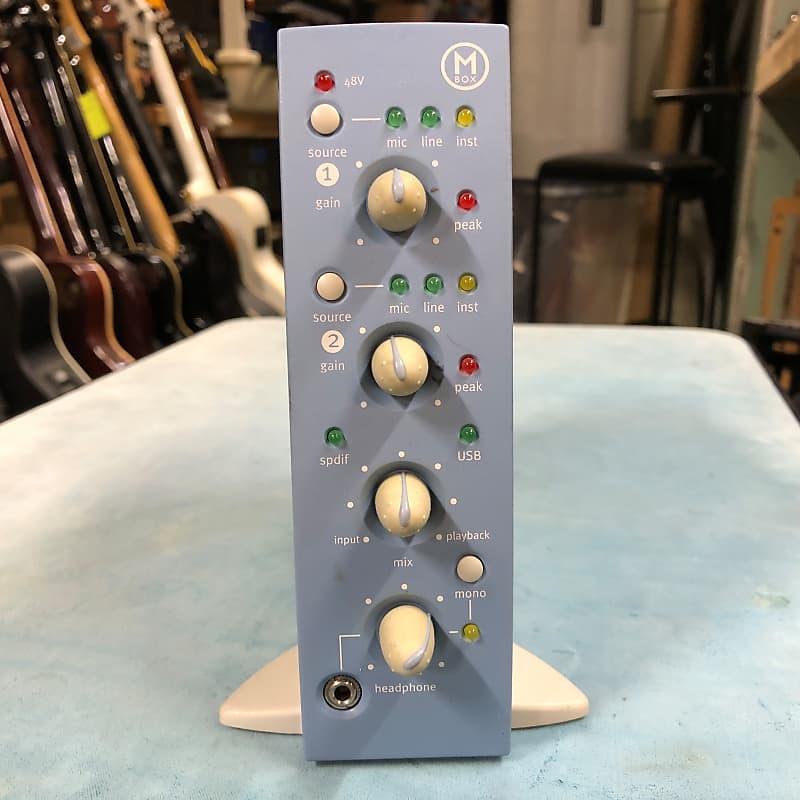 Focusrite DigiDesign MBox USB Audio Recording Interface